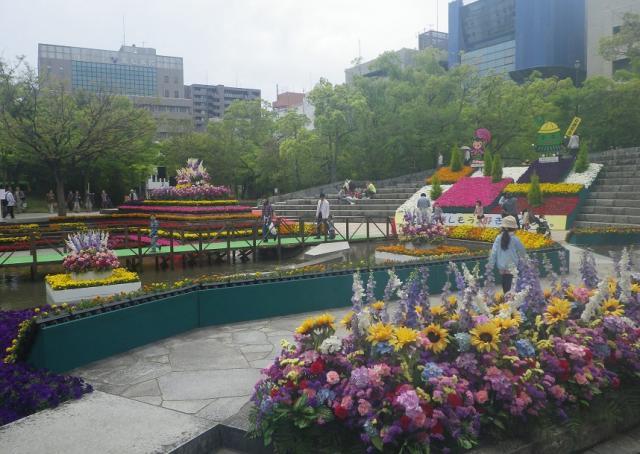 高松春のまつり フラワーフェスティバル&交通安全フェア