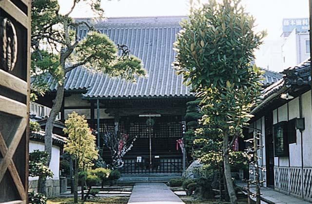妙法寺(蕪村寺)