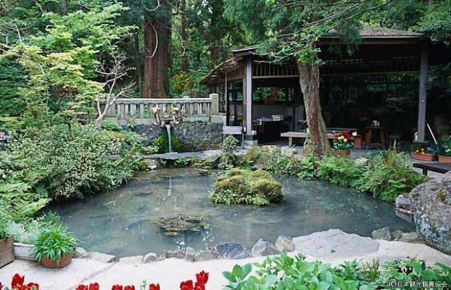 Yuizumi hot water fountain of Yasoba★37203ab2070128931