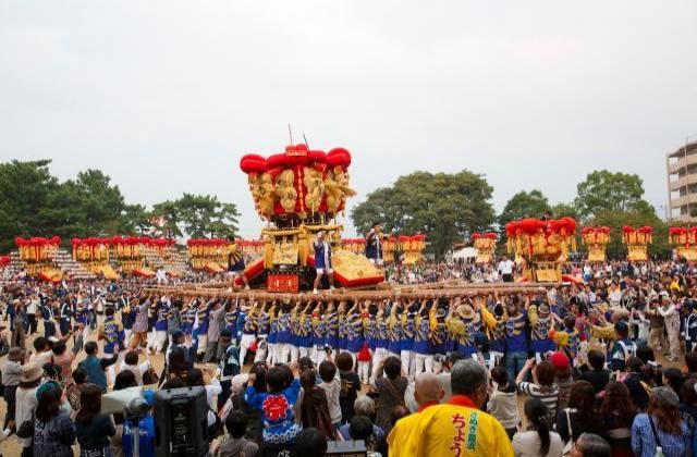 Sanuki Toyohama Chosa Festival