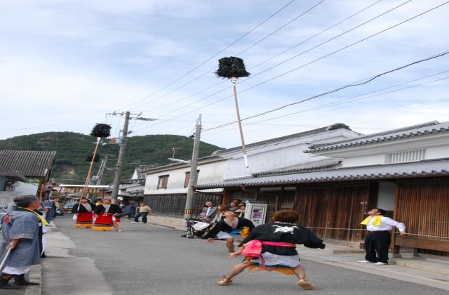 誉田八幡宮秋例大祭