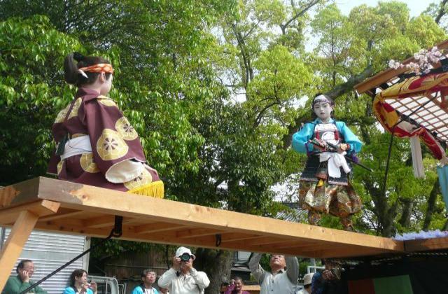 【令和2年度神事のみ】白鳥神社春祭