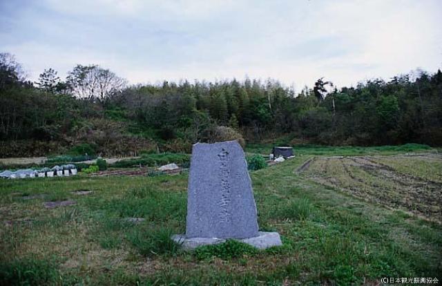 白鳥廃寺跡