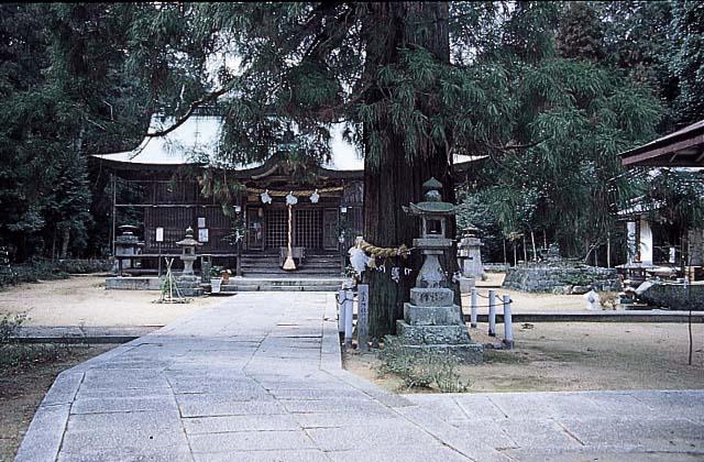 水主人神社