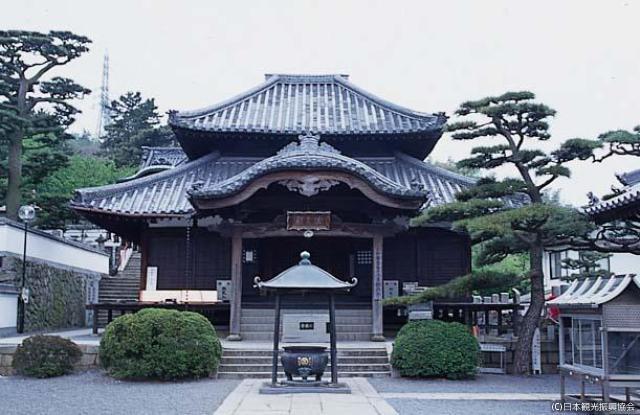郷照寺(道場寺)
