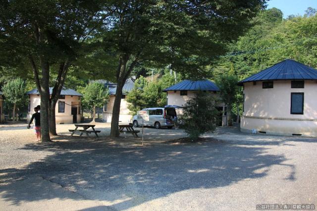 柏原渓谷キャンプ村・TaTuTaの森