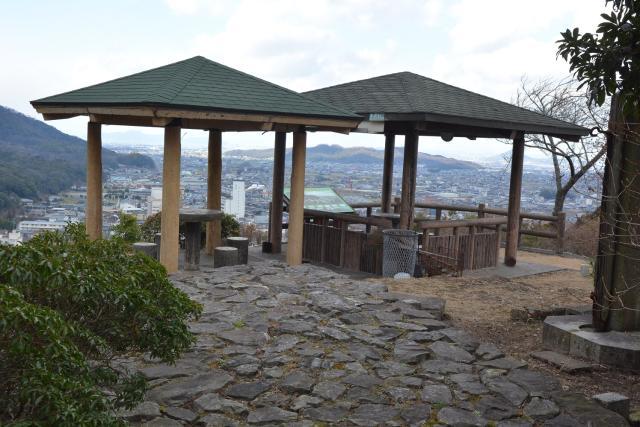 琴平公園(香川県琴平町)