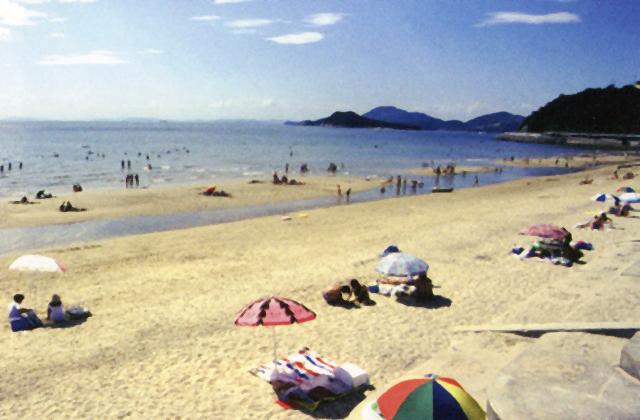 仁尾サンビーチ