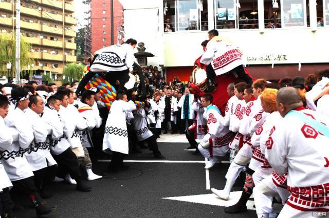 松山道後秋祭り