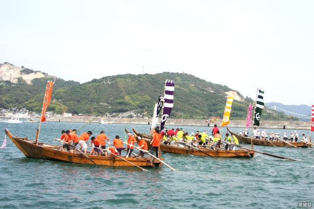【2020年度中止】水軍レース大会
