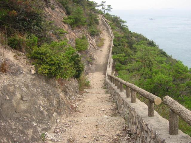 大島自然研究路