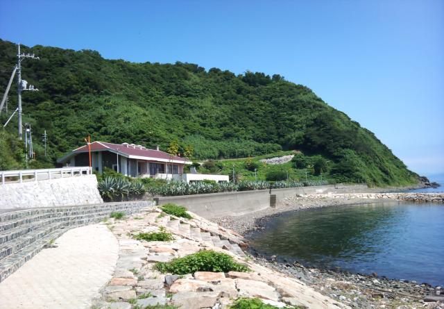 日振島日崎海水浴場