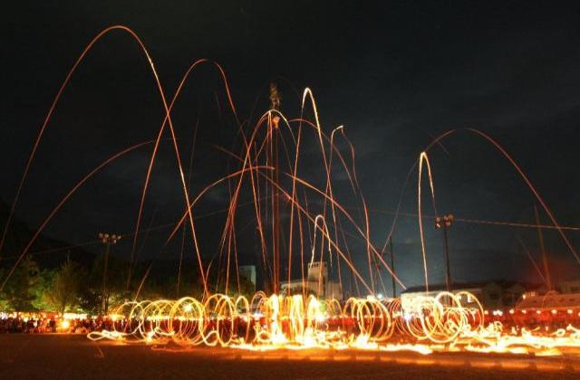 五反田柱祭り