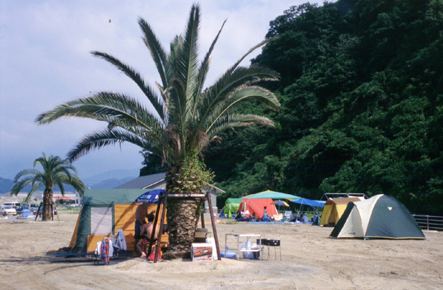 マリンパーク新居浜キャンプ場