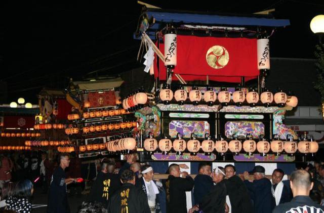 東予秋祭り