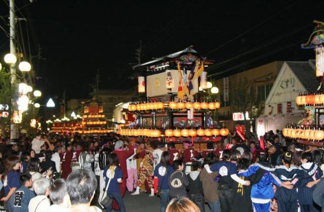 東予秋祭り 2
