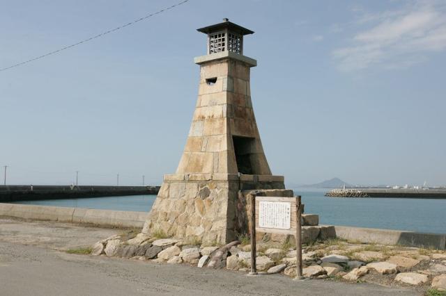 萬安港旧灯台