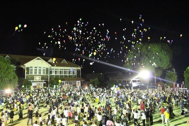 「ほたるの里ふたみ」ほたる祭り