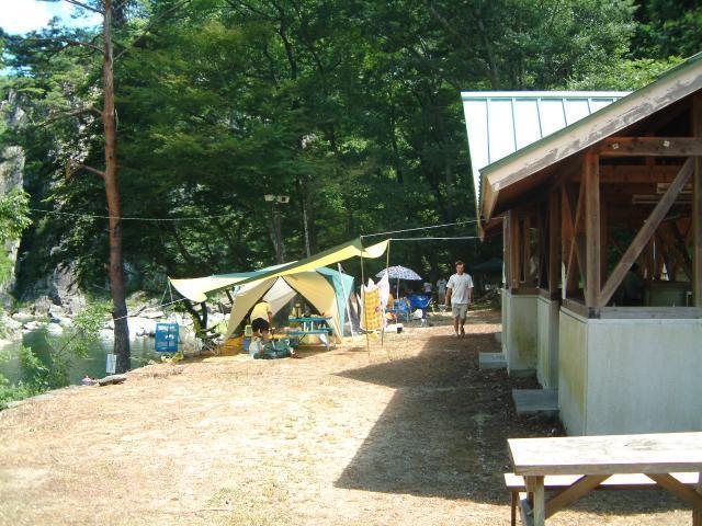 富郷キャンプ場