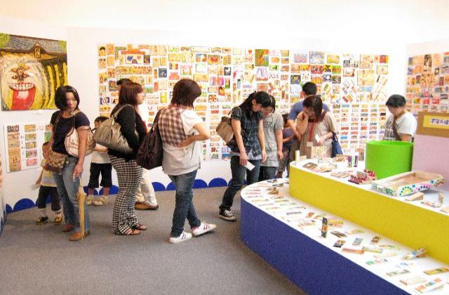 第25回全国「かまぼこ板の絵」展覧会