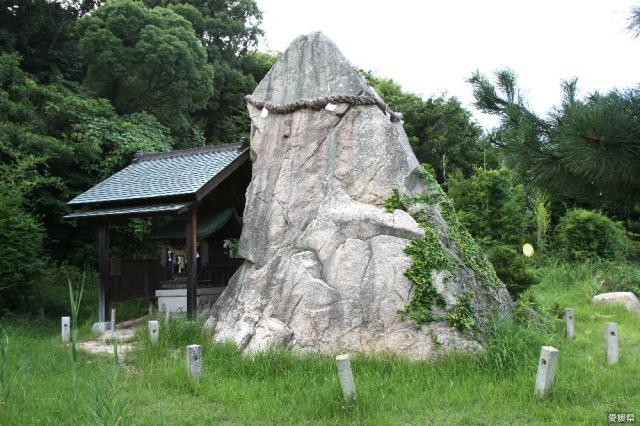 立石山メンヒル
