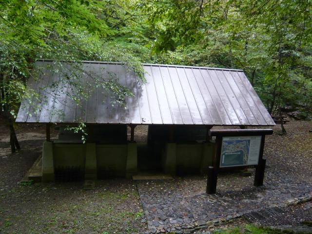 面河鉄砲石川キャンプ場