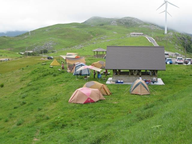 姫鶴キャンプ場