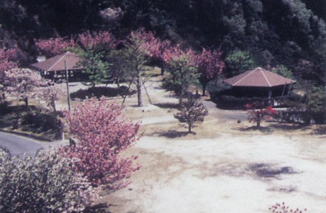 銚子ダム公園