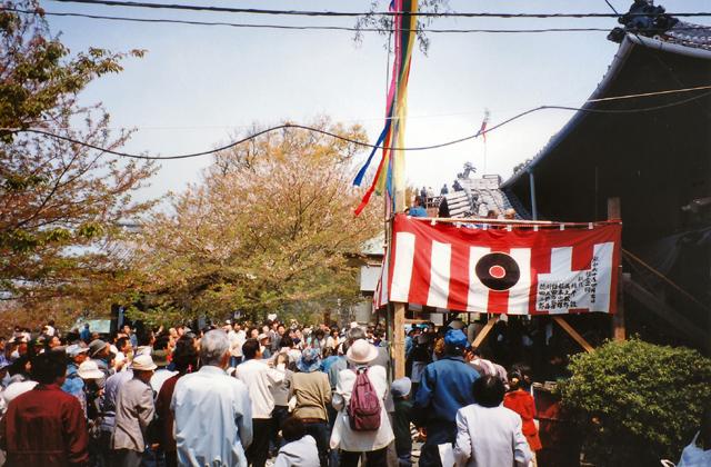沖浦観音春季大祭