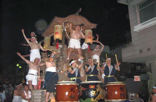 <開催中止となりました>小田燈籠祭り