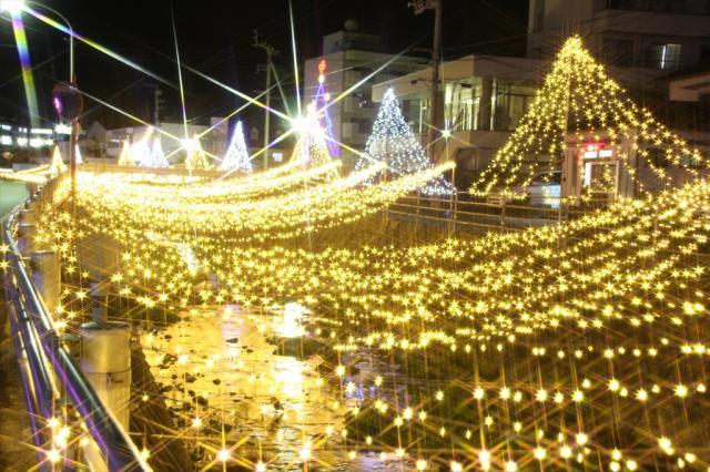 akarinomachi彩燈