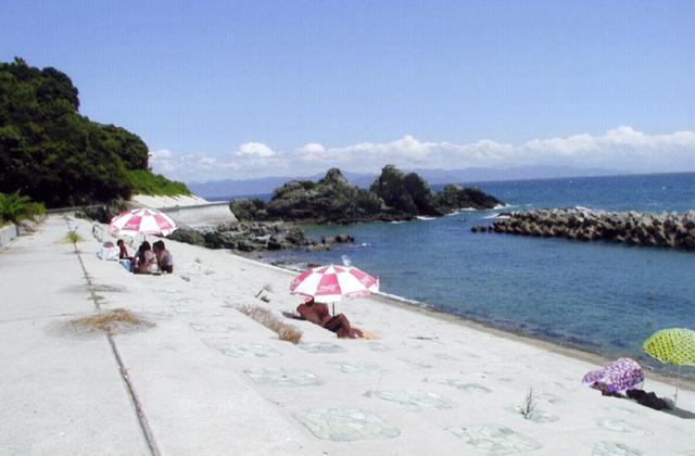 川之浜海水浴場