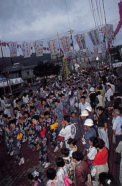 【中止】吉田町夏祭り