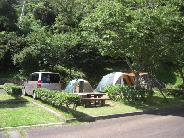 グリーンパークすのかわオートキャンプ場