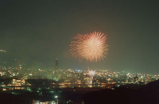 【2020年度中止】第70回高知市納涼花火大会