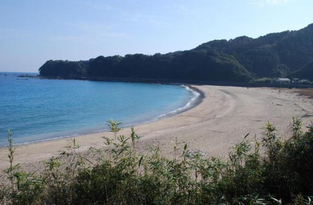 名鹿海水浴場