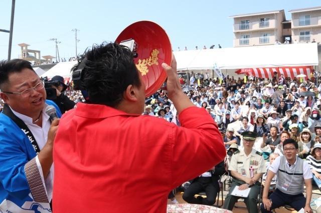 【2021年中止】土佐赤岡どろめ祭り