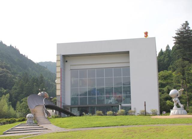 香美市立やなせたかし記念館アンパンマンミュージアム