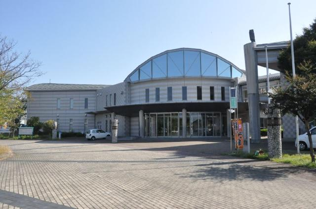 田野町総合文化施設ふれあいセンター