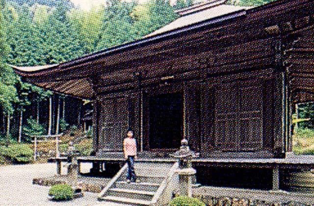 金林寺(馬路薬師堂)