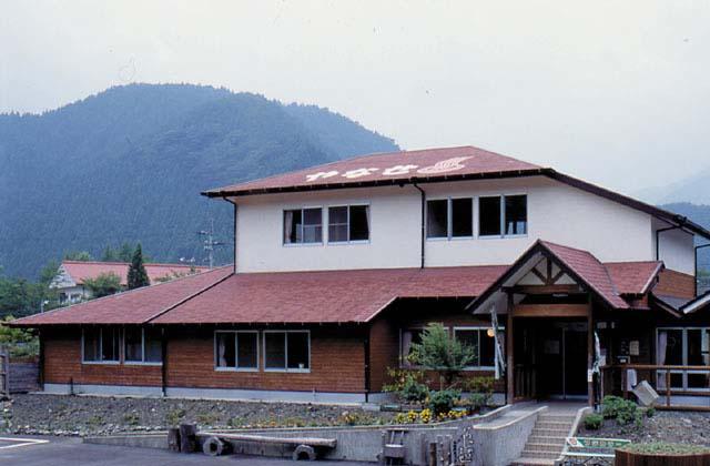 魚梁瀬森林保養センター(やなせの湯)