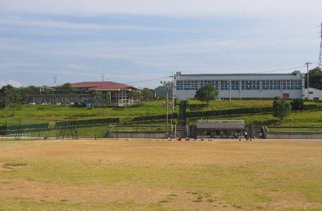 憩ヶ丘運動公園
