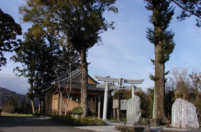 野中神社(お婉堂)