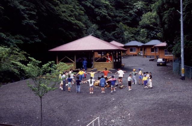 べふ峡キャンプ場