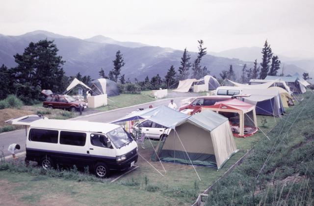 ゆとりすとパークオートキャンプ場
