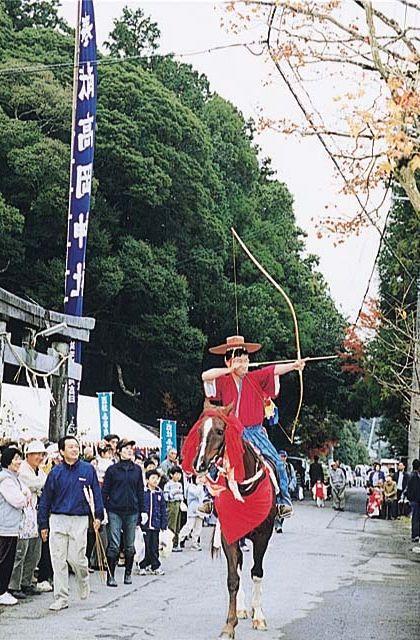 高岡神社秋季大祭
