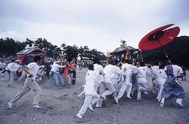 興津八幡宮秋季大祭