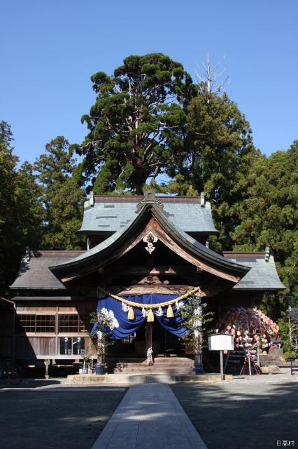 小村神社秋祭り
