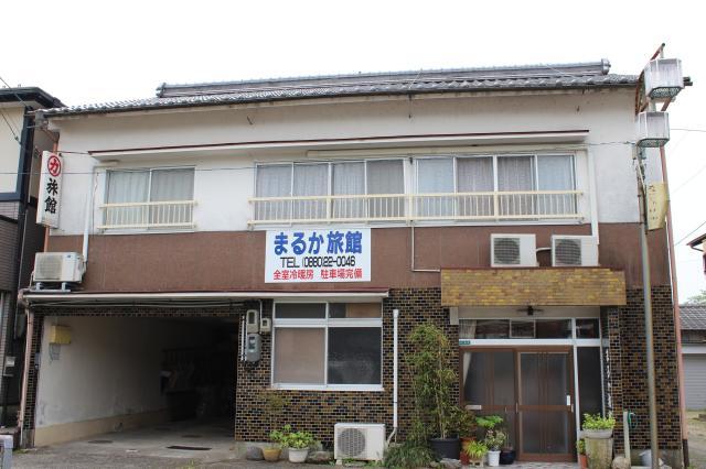 まるか旅館(高知県四万十町)