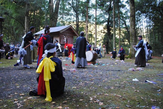 仁井田神社秋季大祭